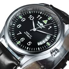 Best Offers automatic <b>watch winner</b> black brands and get free shipping