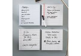 with graph paper notebook lined and square designs these white boards are a awesome organize office