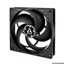 Вентилятор Case <b>fan ARCTIC P14</b> PWM (black/black) - retail ...