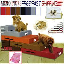 <b>Waterproof Foldable Pet</b> Help Stairs Detachable <b>Dogs</b> Bed <b>Cat</b> 2 ...