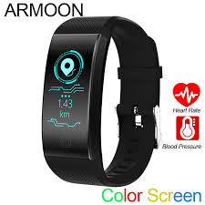 <b>Smart Band QW18</b> Sleep Monitor Fitness Tracker Heart Rate Smart ...