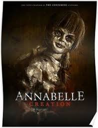 <b>Annabelle Horror Movie Poster</b> Annabelle Doll Movie, Annabelle ...