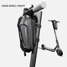 <b>WILD MAN</b> Waterproof EVA Hard Shell 3L Scooter Bag <b>Front</b> ...
