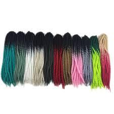 <b>Luxury For Braiding</b> Pre Twist Synthetic Hair 120g 12strands/pc 22 ...