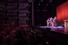 <b>Punch Brothers</b> at the Kauffman Center for the Performing Arts ...