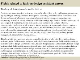 18 fields related to fashion design assistant top interior design assistant jobs