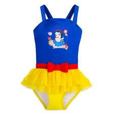 <b>Snow</b> White <b>One</b>-<b>Piece</b> Swimsuit for Girls | shopDisney