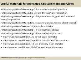 14 useful materials for registered sales assistant registered sales assistant