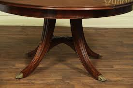 amish stowleaf draw extension dining table