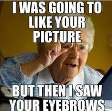 Brow bar on Pinterest | Brows, Eyebrows and Estheticians via Relatably.com