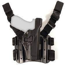 BLACKHAWK SERPA <b>LEVEL 3 TACTICAL</b> HOLSTER | Drop-Leg ...