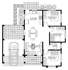 images about Ideas for the House on Pinterest   Small house    Small House Floor Plans   Small Modern House Floor Plans