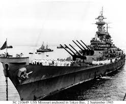 Image result for uss missouri