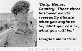 Inspirational Quote of the Day: General Douglas MacArthur's Wise ...
