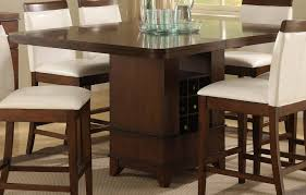 Square Kitchen Table With Bench Dining Table And Chairs Sets Sets Black Wooden Dining Dining Room
