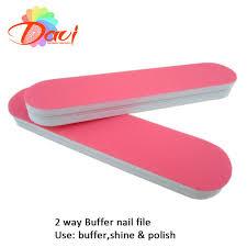 <b>40pcs</b>/lot <b>pink</b> mini nail file for nail buffer file <b>nail art</b> with 89mm length