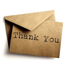 the thank you note guest blog kindness blog the thank you note