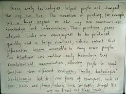 ielts writing task technology topic ielts simon com 0252 posted by simon in ielts writing