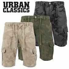 <b>Urban Classics</b> мужские камуфляж карго шорты бермуды шорты ...