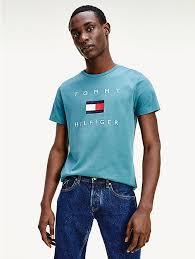 Мужские <b>футболки</b> | Tommy Hilfiger® RU
