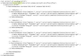 custom templates not showing when deployed to non english office deploying custom office templates different languages