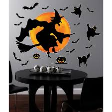 halloween gallery wall decor hallowen walljpg halloween wall decals awesome for your home designing inspiration with halloween wall decals