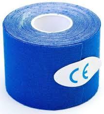 Купить Тейп <b>кинезио Bradex</b> SF 0188 5м 5см синий в интернет ...