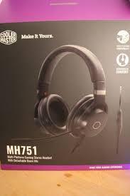 <b>Cooler Master</b> MH751 Gaming Stereo <b>Headset</b> - Overclockers Club