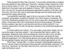 Ohio state university application essay      thesoundofprogression com