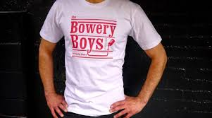 Get Ready for <b>Summer</b> with a Bowery <b>Boys</b> Podcast <b>T</b>-<b>shirt</b> - The ...