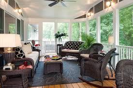 deck decor covered ideas