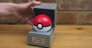 You can preorder a $100 replica <b>Pokeball</b> now - CNET