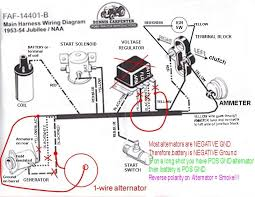 wiring diagram for a 8n ford tractor the wiring diagram ford jubilee battery wiring ford wiring diagrams for car or wiring diagram
