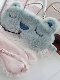 """Маска для сна """"Медвежонок"""" Halluci 11099299 в интернет ..."""