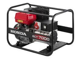 <b>Бензиновый генератор Honda ECT7000K1</b>,электростанция ...