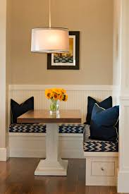 nook table set foxy tables bench seating