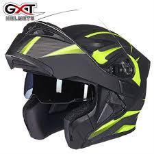 <b>GXT</b> 902 <b>Motorcycle Helmet</b> Double Visors Full face <b>moto Helmet</b> ...