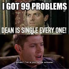 Supernatural Memes on Pinterest | Supernatural Funny, Supernatural ... via Relatably.com