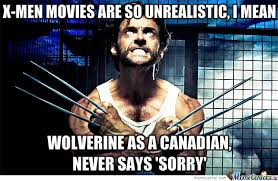 X-Men Movies Are Soooooo Unrealistic by snajath - Meme Center via Relatably.com