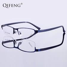<b>QIFENG Spectacle Frame Eyeglasses</b> Men Computer Optical ...
