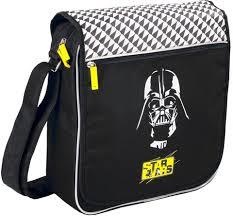 <b>Сумка</b> ErichKrause <b>школьная Darth Vader</b> черная - купить в ...