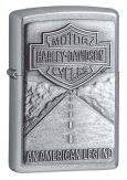 <b>Зажигалка ZIPPO Harley</b>-<b>Davidson</b>®, латунь/сталь с покрытием ...