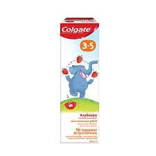 """Colgate Детская <b>зубная паста</b> """"Клубника"""", с фторидом"""
