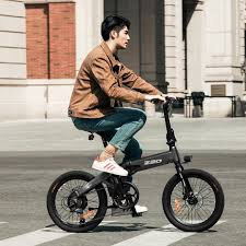 XIAOMI <b>HIMO Z20 Folding</b> Electric Bicycle Offered for $899.99