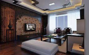 Modern Style Living Room Interior Design Living Room Parion Bright L Shaped Kitchen Design