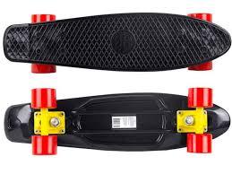 <b>Скейт MaxCity MC-LB38 Patch</b> - Агрономоff