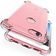 Anti-shock Transparent Phone Cover Silicone <b>Soft Airbag</b> Case for ...