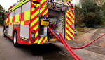 Fire service called to Sandown seafront