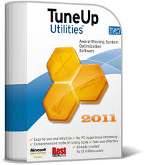 Licence key of TuneUp Utilities 2011