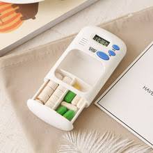 <b>Умный контейнер для</b> таблеток 1 шт., электронный ...